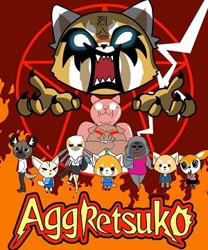 Aggretsuko: Season 3 (Dub) poster