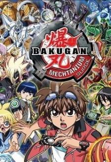Bakugan: Mechtanium Surge poster