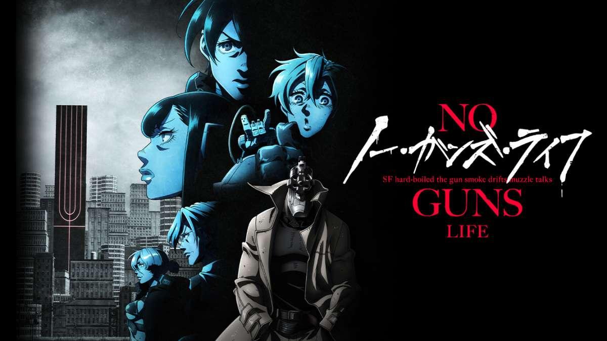 Cover image of No Guns Life Season 2 (Dub)