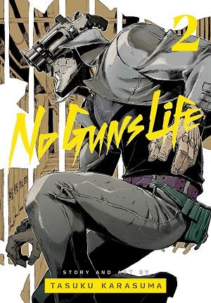 No Guns Life 2nd Season (Dub)