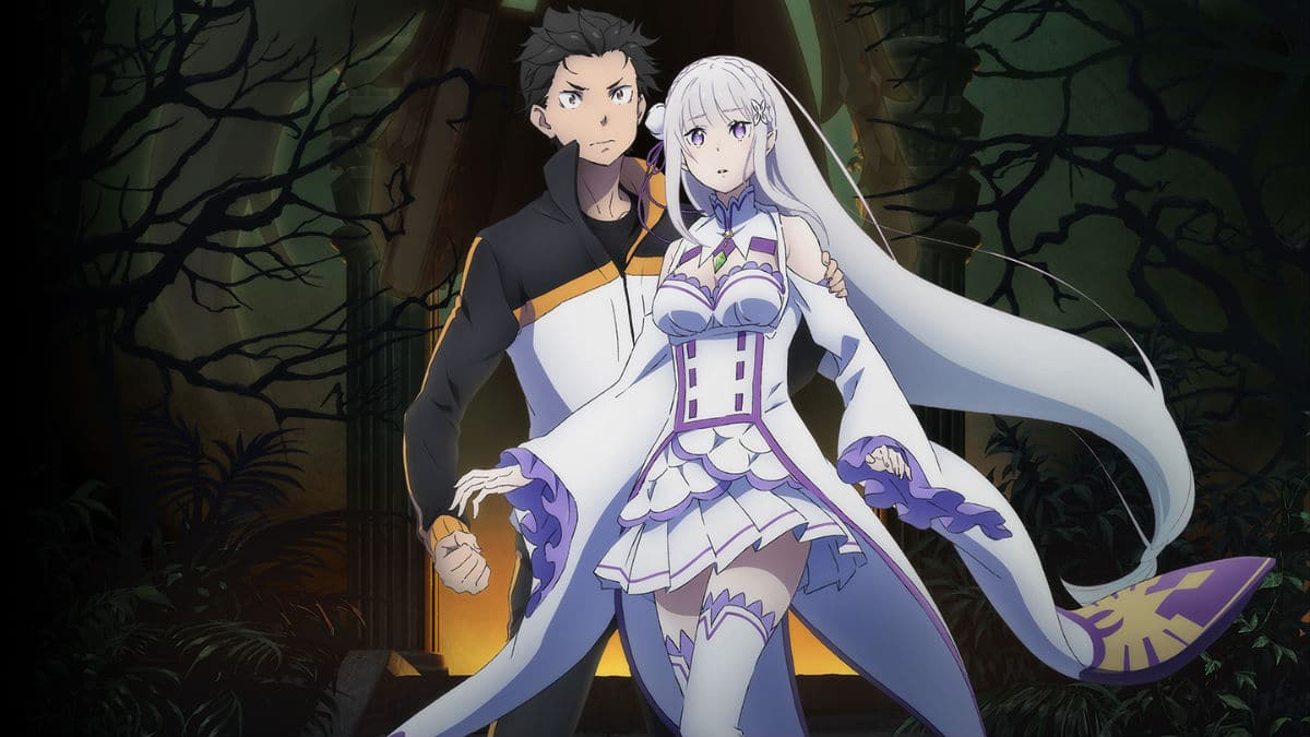 Cover image of Re:ZERO -Starting Life in Another World- Season 2 (Dub)