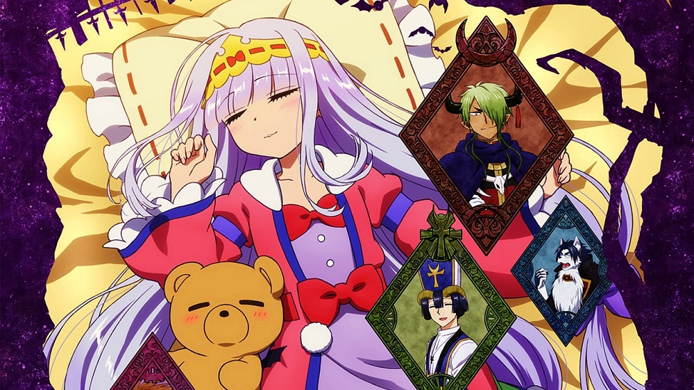 Cover image of Sleepy Princess in the Demon Castle