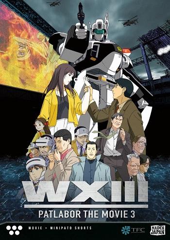 WXIII: Kidou Keisatsu Patlabor the Movie 3 (Dub)