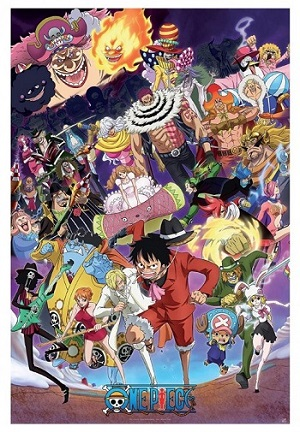 Poster of One Piece (Dub)