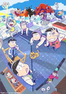Mr. Osomatsu 3 poster