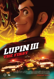 Lupin Sansei: The First (Dub)