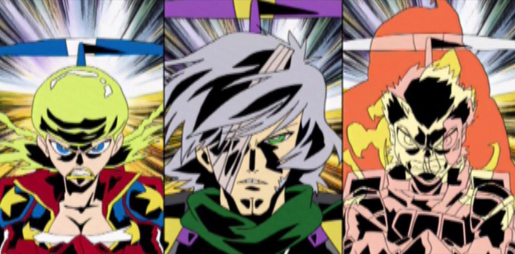 Cover image of Oval x Over - OVA