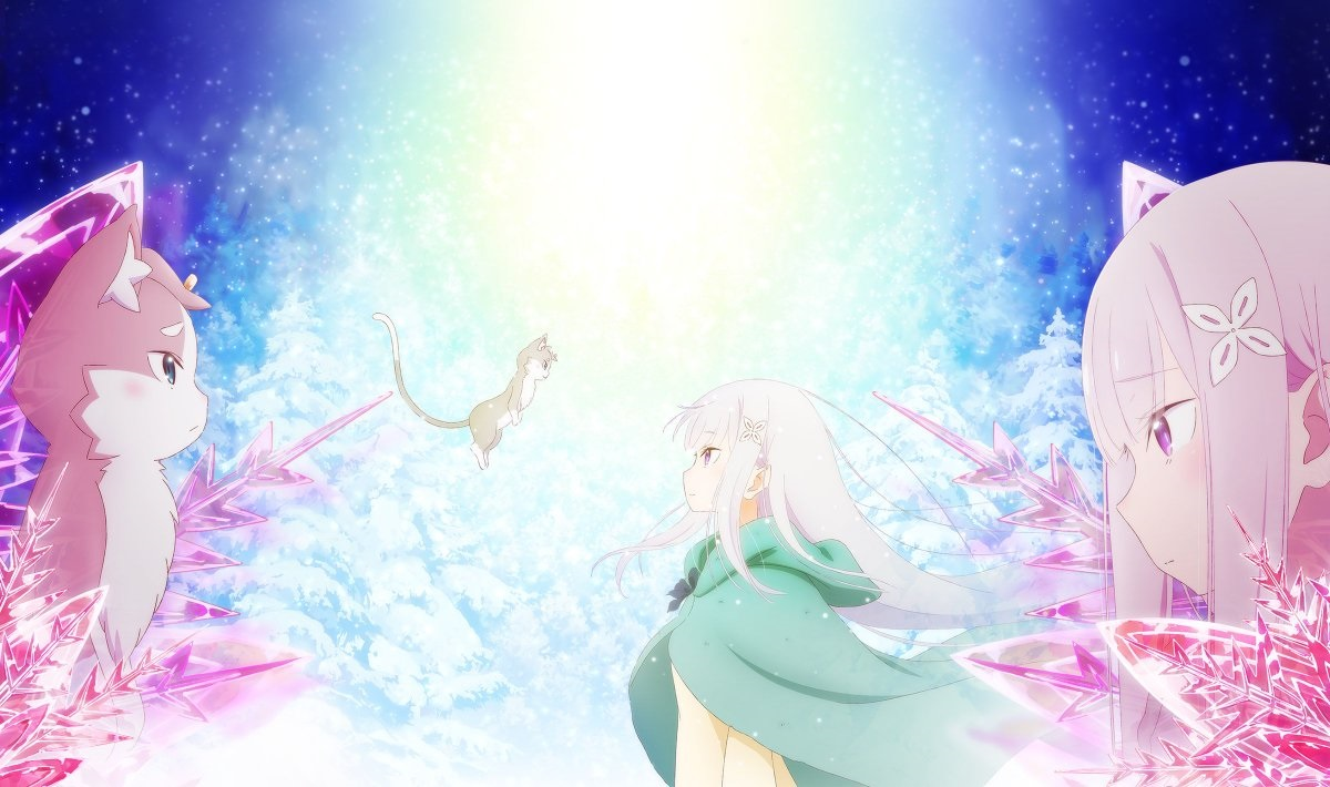 Cover image of Re:ZERO -Starting Life in Another World- The Frozen Bond (Dub)