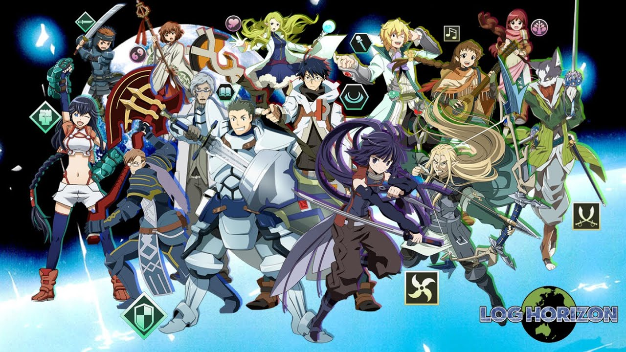 Cover image of Log Horizon: Destruction of the Round Table