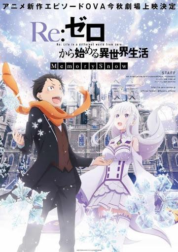 Re:Zero kara Hajimeru Isekai Seikatsu: Memory Snow (Dub)