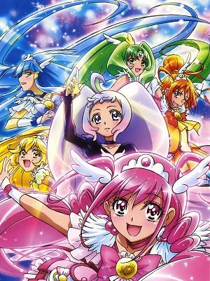 Smile Precure! Movie: Ehon no Naka wa Minna Chiguhagu! (Dub)