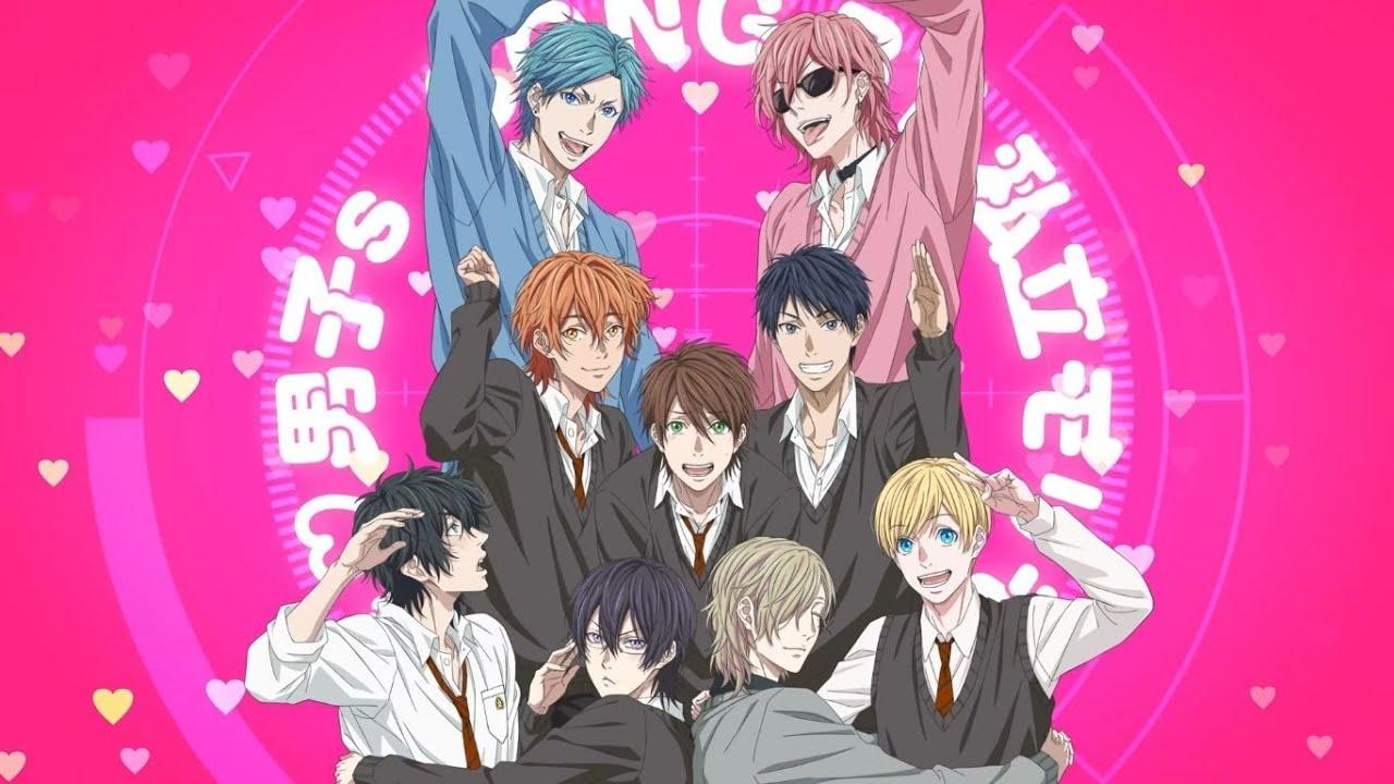 Cover image of Yarichin Bitch Club - OVA