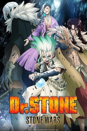 Dr. Stone: Stone Wars (Dub)