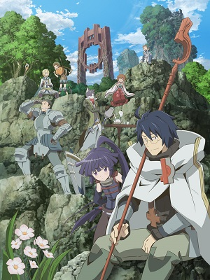 Poster of Log Horizon: Destruction of the Round Table (Dub)