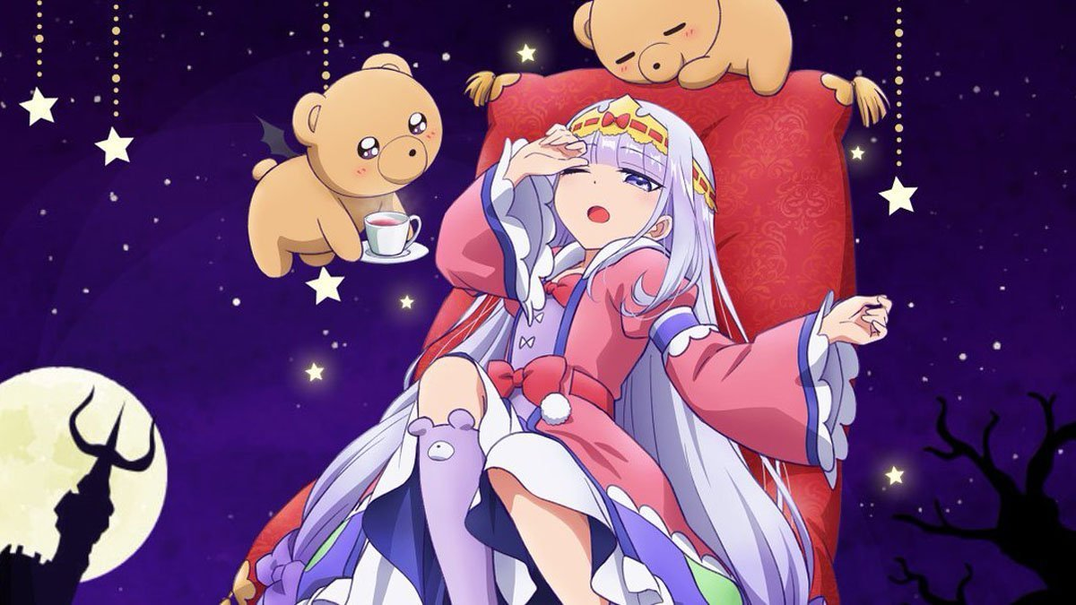 Cover image of Sleepy Princess in the Demon Castle (Dub)