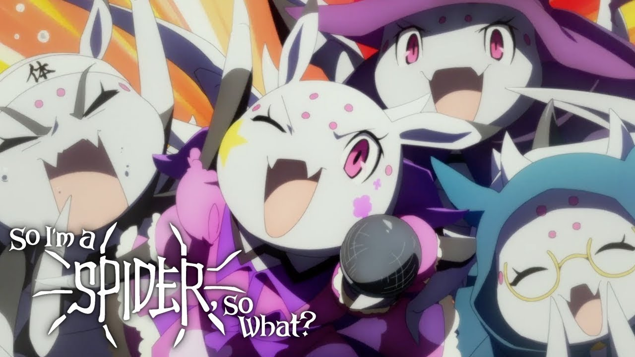 Cover image of So I'm a Spider, So What? (Dub)