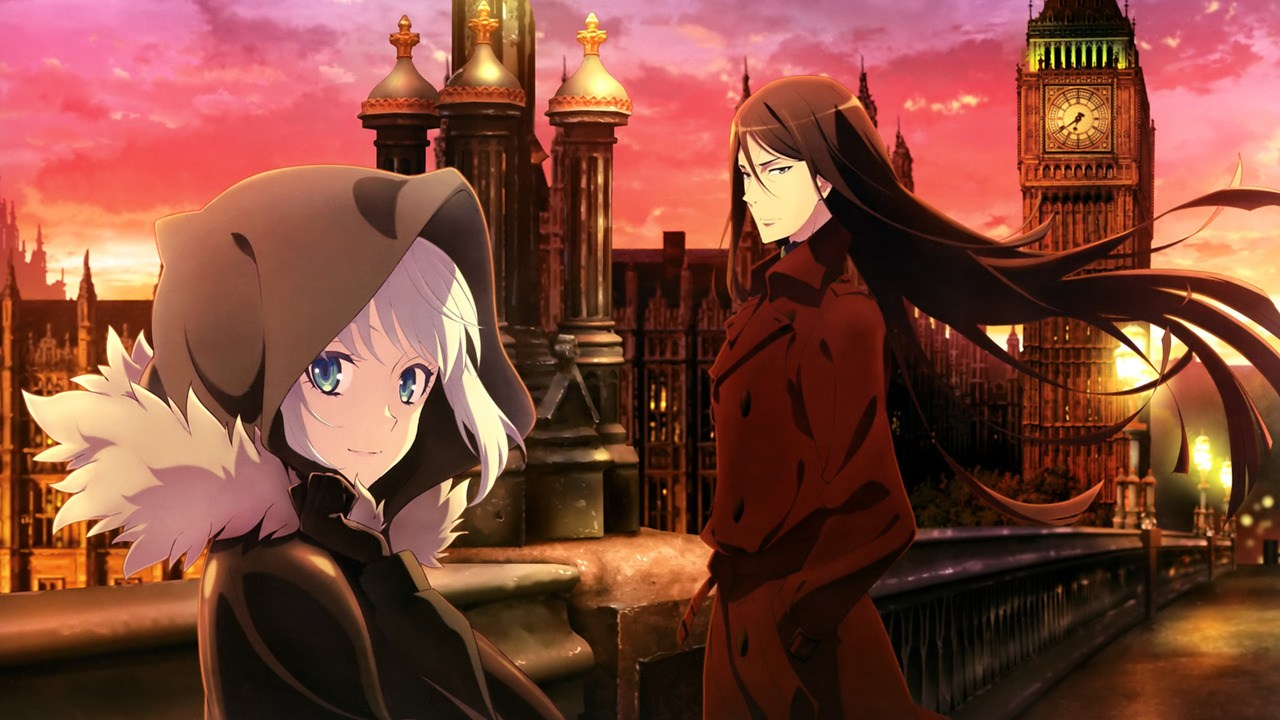 Cover image of Lord El-Melloi II Case Files: Rail Zeppelin Grace Note