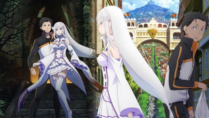 Cover image of Re:ZERO -Starting Life in Another World- Season 2 Part 2 (Dub)