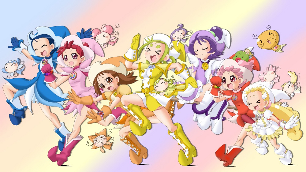 Cover image of Looking for Magical Doremi