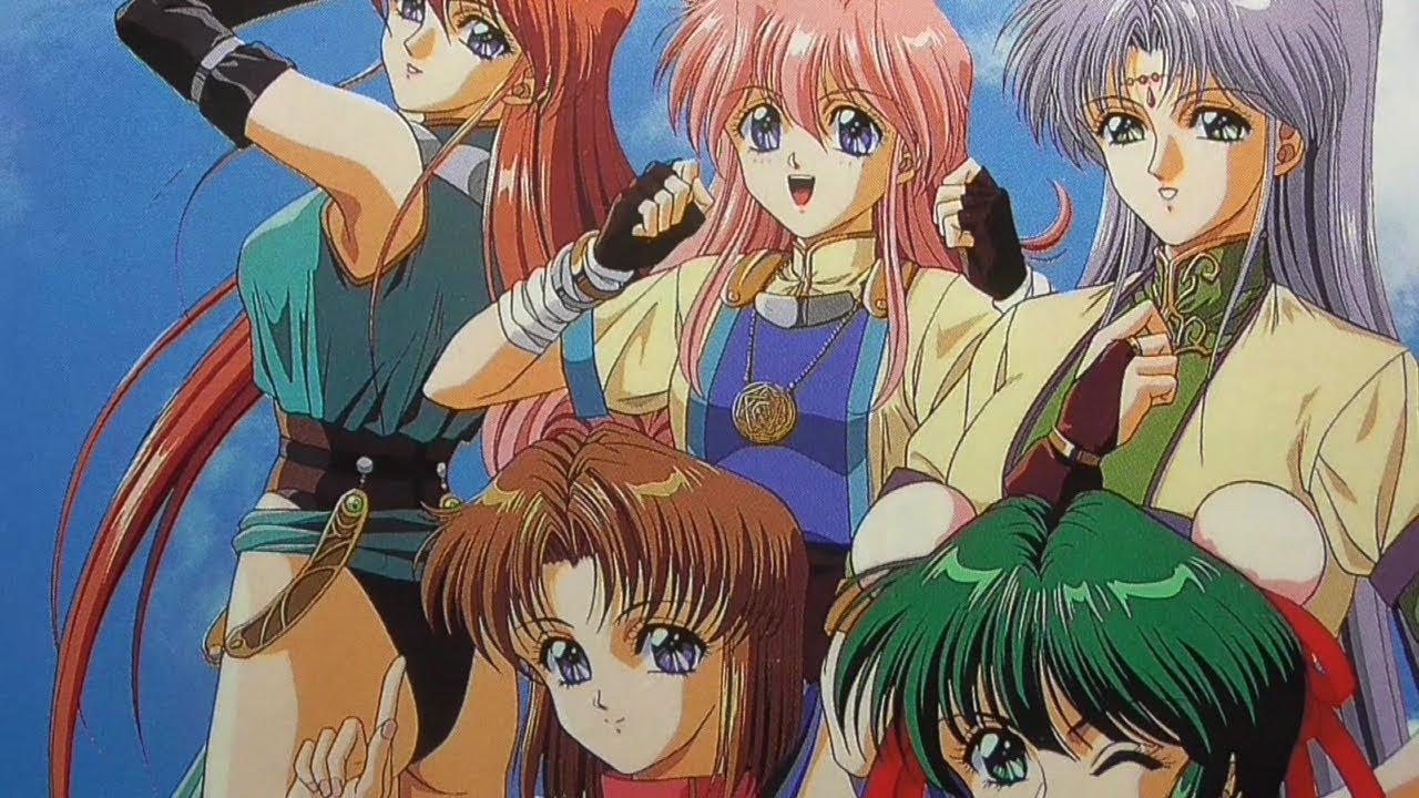 Cover image of Megami Paradise - OVA