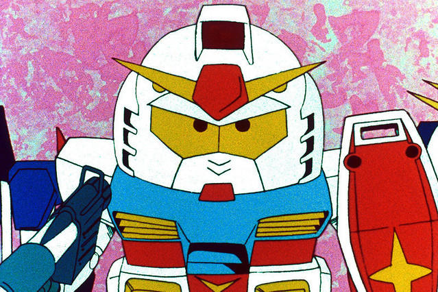 Cover image of Mobile Suit SD Gundam Mk IV - OVA