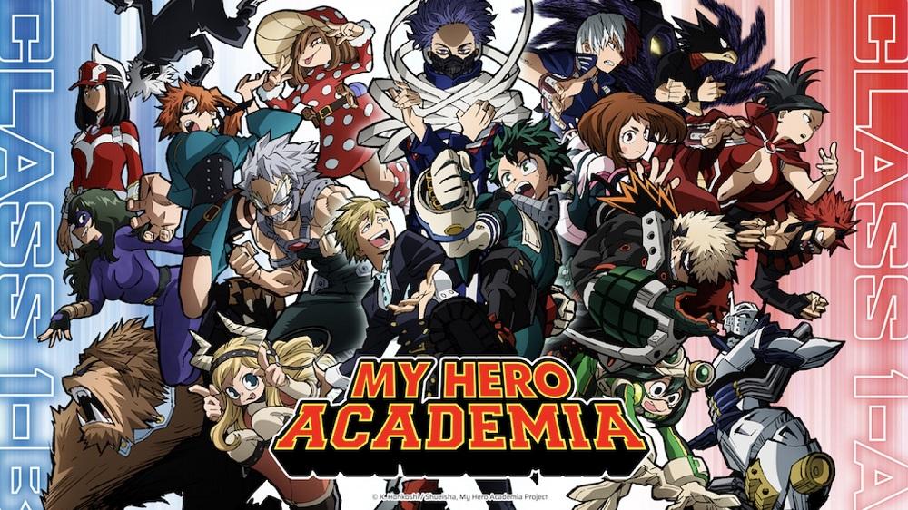 Cover image of My Hero Academia Season 5 (Dub)