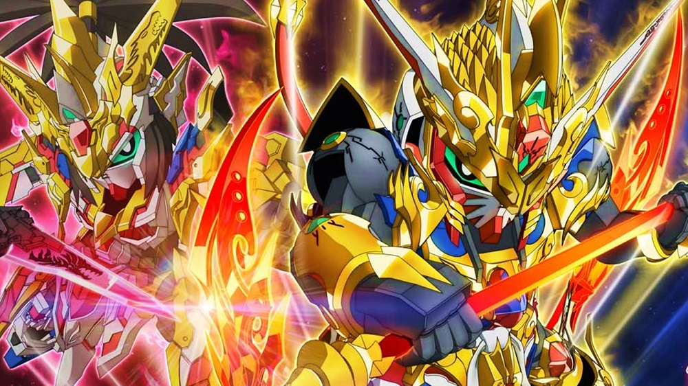 Cover image of SD Gundam World Heroes
