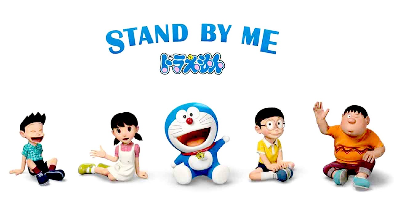 Cover image of Stand By Me Doraemon 2