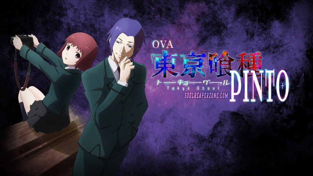 Cover image of Tokyo Ghoul: PINTO (Dub)