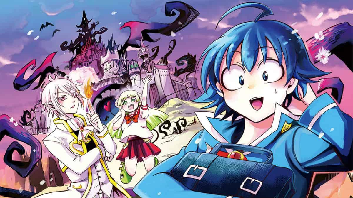 Cover image of Welcome to Demon School! Iruma-kun Season 2