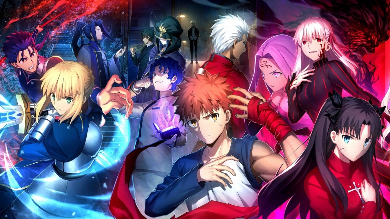 Cover image of Fate/stay night: Heaven's Feel - III. Spring Song (Dub)