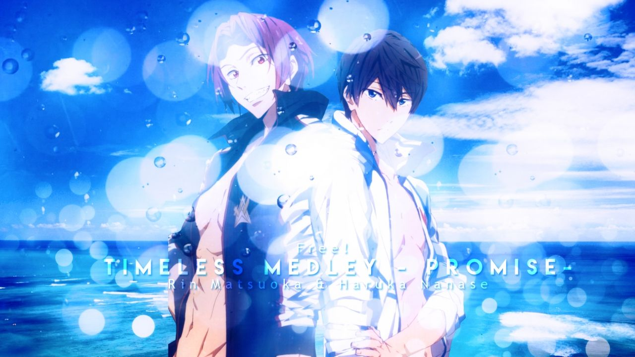 Cover image of Free! -Timeless Medley- The Promise