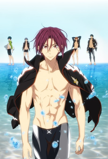 Poster of Free! -Timeless Medley- The Promise