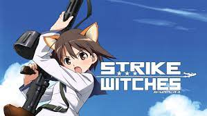 Cover image of Strike Witches: Road to Berlin (Dub)