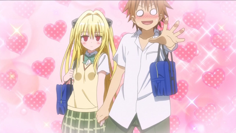 Cover image of To LOVE-Ru Trouble Darkness