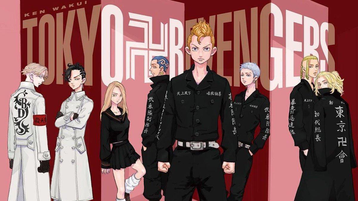 Cover image of Tokyo Revengers (Dub)