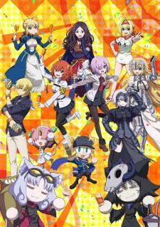 Poster of Fate/Grand Carnival - OVA