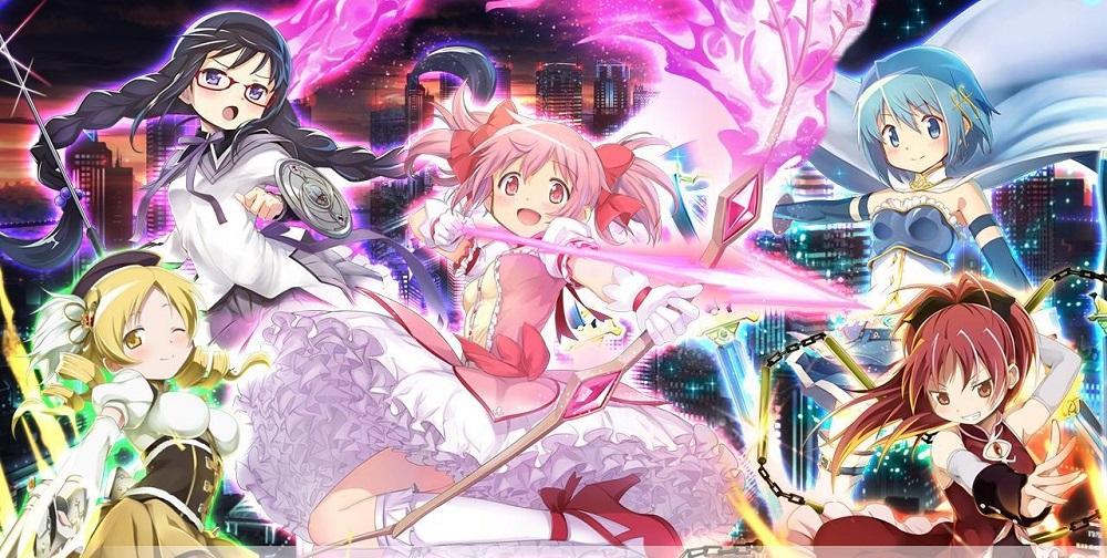 Cover image of Magia Record: Puella Magi Madoka Magica Side Story Season 2