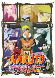 Naruto: The Cross Roads