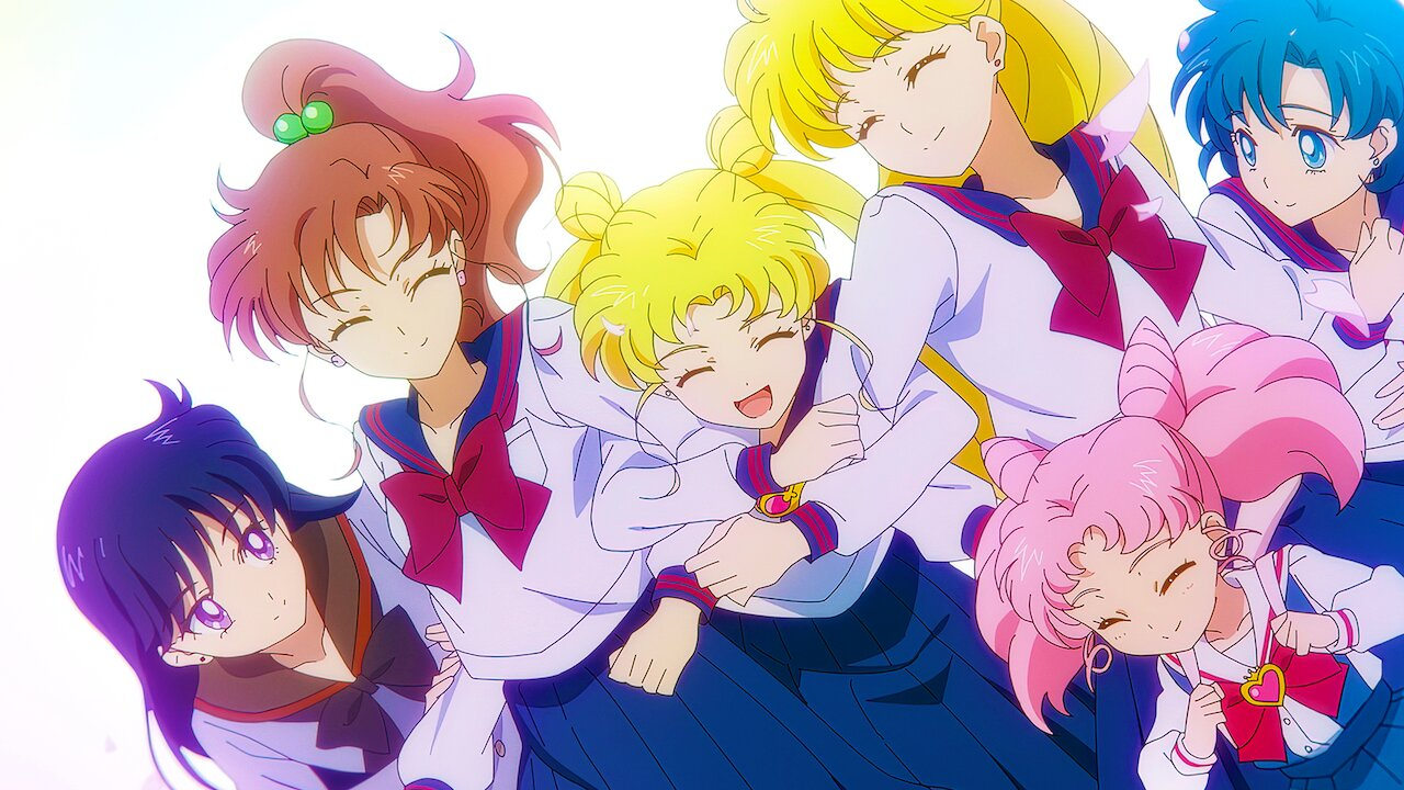 Cover image of Pretty Guardian Sailor Moon Eternal The Movie 2 (Dub)