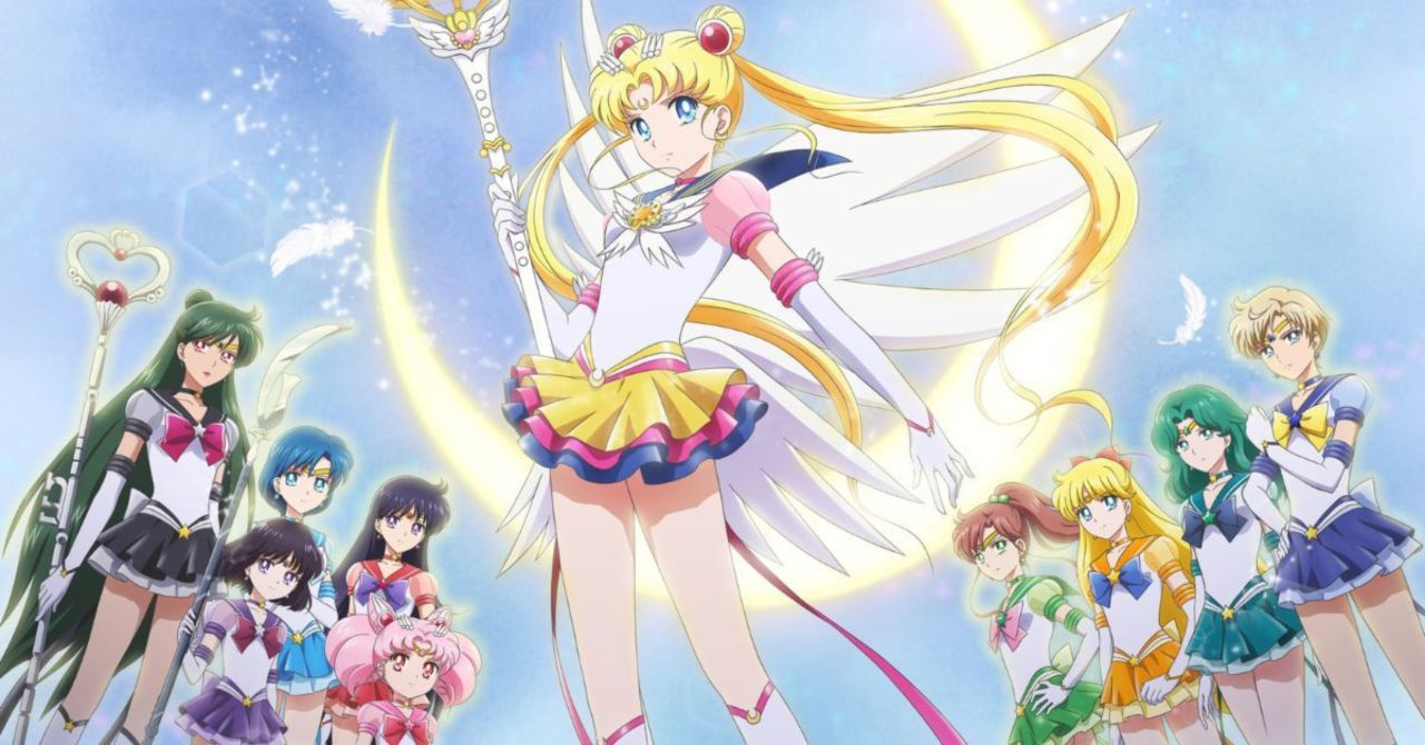 Cover image of Pretty Guardian Sailor Moon Eternal The Movie 2