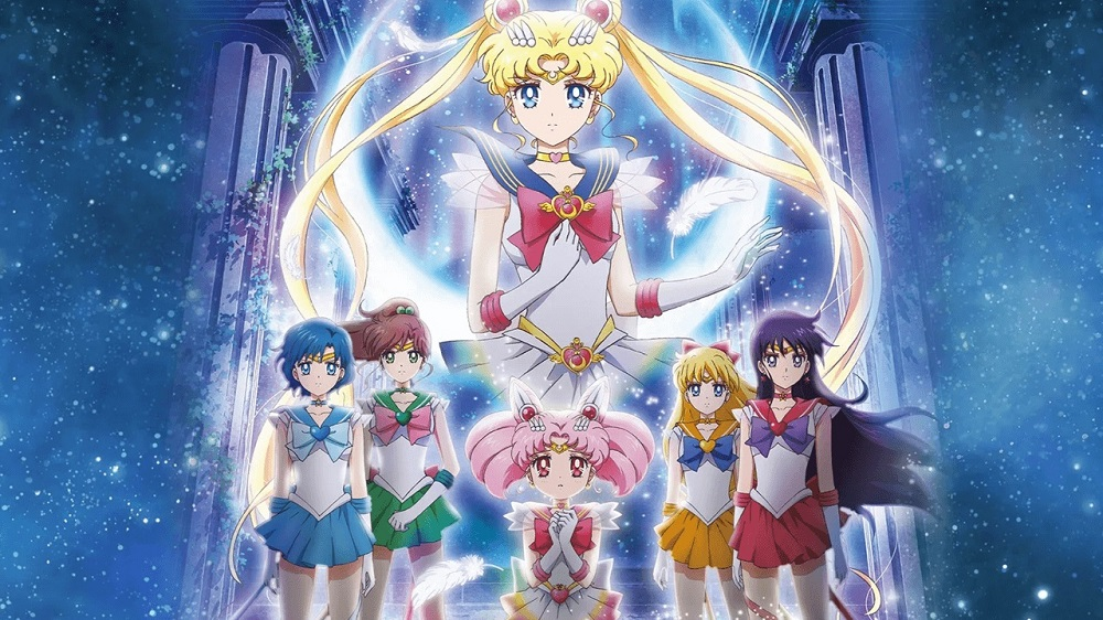 Cover image of Pretty Guardian Sailor Moon Eternal The Movie (Dub)