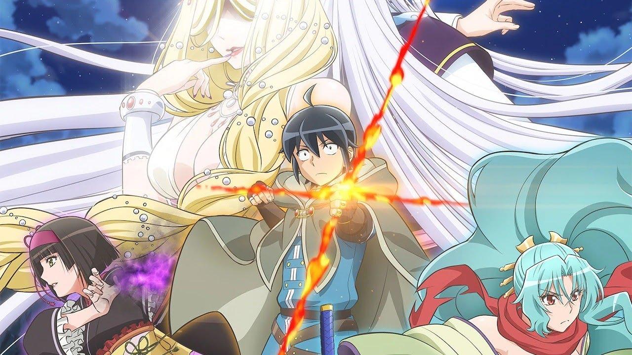 Cover image of TSUKIMICHI -Moonlit Fantasy-