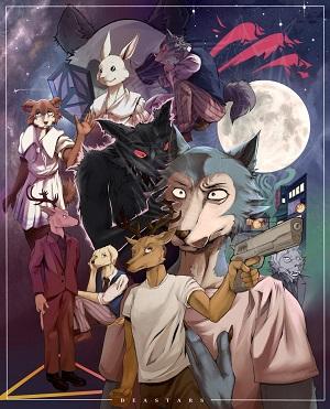 BEASTARS 2 (Dub) poster