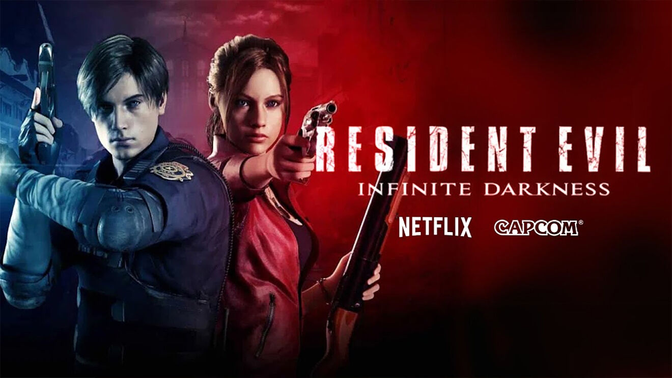 Cover image of Resident Evil: Infinite Darkness (Dub)