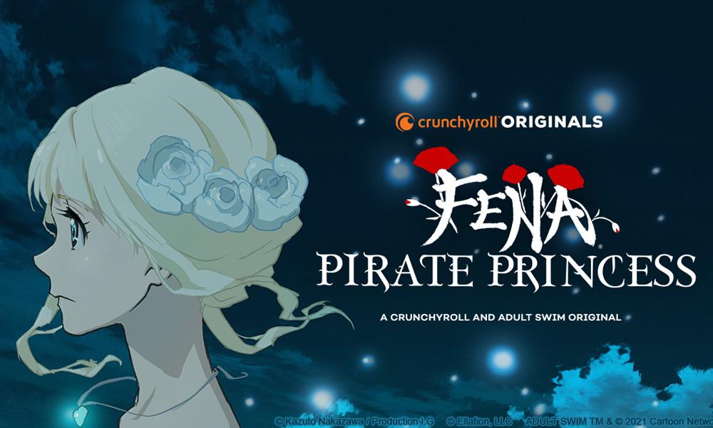 Cover image of Fena: Pirate Princess (Dub)