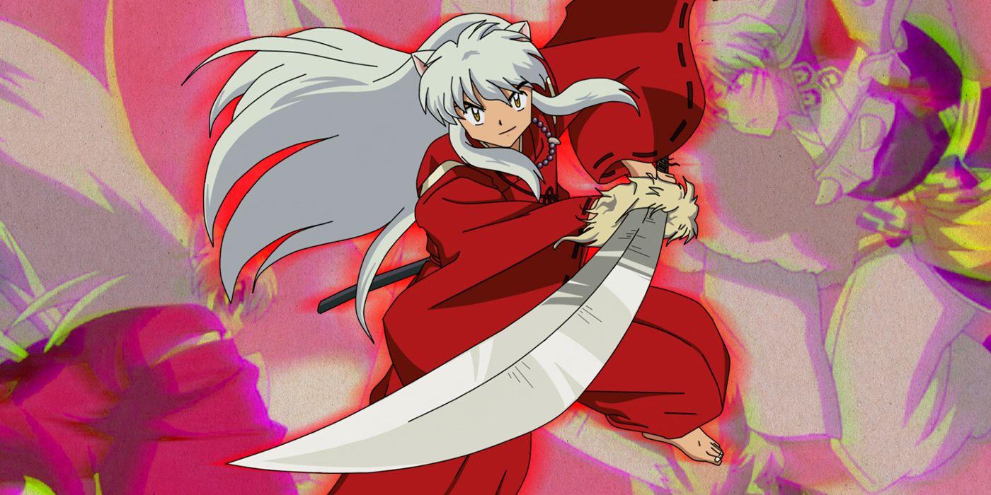 Cover image of Inuyasha - The Black Tessaiga - OVA