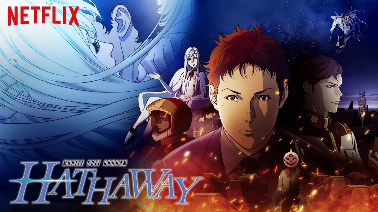 Cover image of Mobile Suit Gundam: Hathaway's Flash (Dub)