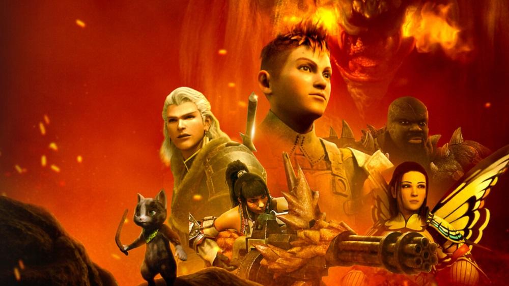 Cover image of Monster Hunter: Legends of the Guild