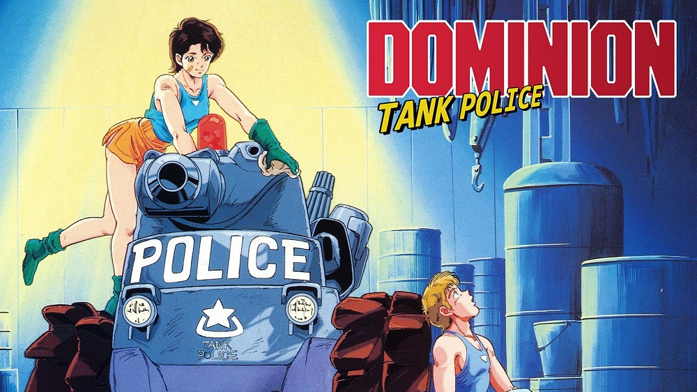 Cover image of New Dominion Tank Police (Dub)